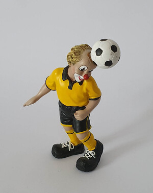 35056   Kopfball, schwarz/gelb   2006