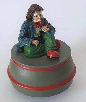 35856.B   Spieldose Marienkäfer, ohne Hut   2000