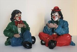 35516   Clown mit Marienkäfer für Geschäftskunden   1995