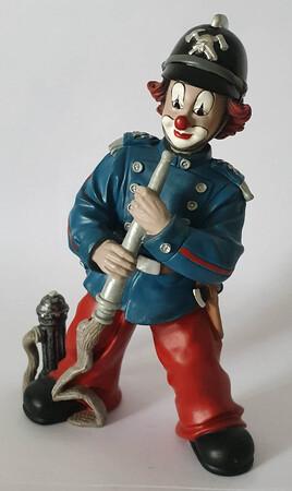 35816   Feuerwehrmann, klein   1999