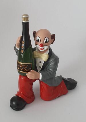 35258.D   Party-Clown, grau   2013