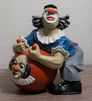35404-1   Clown auf Hüpfball   1994