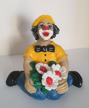 35525-1.B   Der Blumenfreund, kniend   1996
