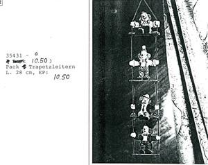 35431  Trapezleiterclowns   1994