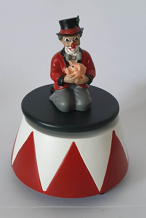 35184.A   Spieldose, Glücksbringer   2009