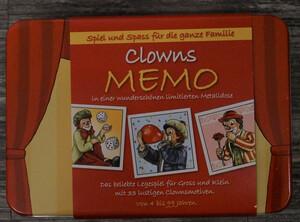 35070   Clowns-Memoryspiel   2006
