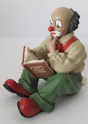 35852   Clown Buch   2000