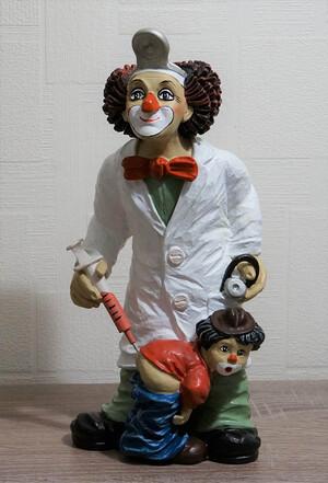 35599-1   Doktor mit Kind   1995