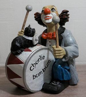 35388-1.A   Charlie Bum Bum, graue Jacke   1993