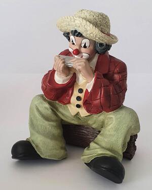 35898   Mundharmonikaspieler, klein   2001