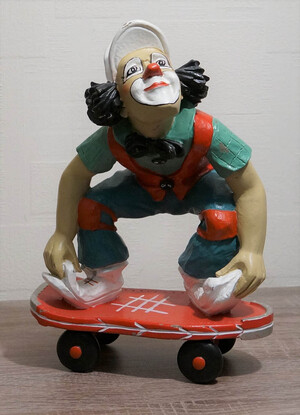 35326-1   Der Skateboard Fahrer   1992