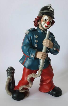 35817   Feuerwehrmann, mittel   1999