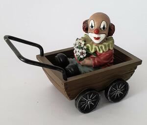 35621.A   Blumige im Kinderwagen   1996
