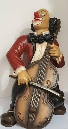 35169-1   Bassspieler, groß   1986