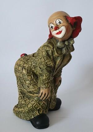 35224-1.A   Clown, Käfer auf Po, gelblich, Variante 1   1989