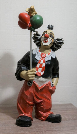 35477-1   Ballonverkäufer   1995