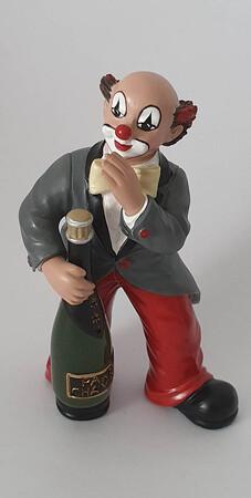 35258.E   Party-Clown, grau   2013