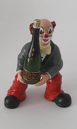35258.F   Party-Clown, grau   2013