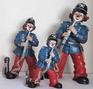 35819   Feuerwehrmänner, Dreierserie für Geschäftskunden    1999