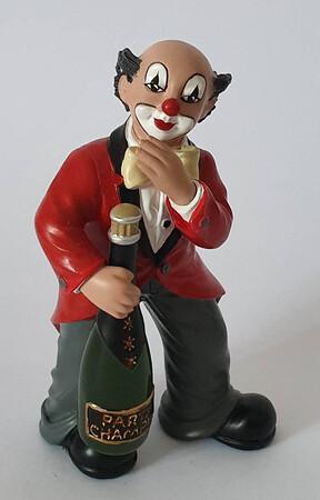 35259.E   Party-Clown, rot   2013