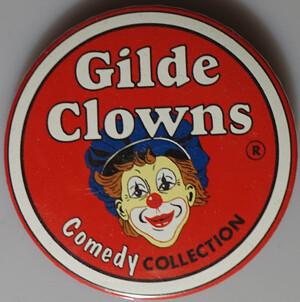 90060   Button Gilde Clowns   1998