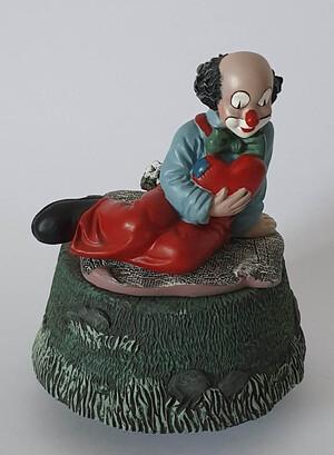 35654.B   Spieldose Herzensbrecher   1996