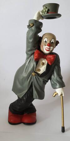 35490   Zirkusdirektor, grau   1995