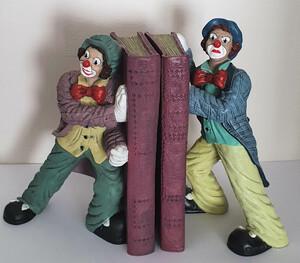 35371   Buchstützenpaar für Geschäftskunden   1993