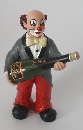 35258.A   Party-Clown, grau   2013
