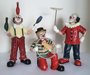 35129   Circus Clowns für Geschäftskunden   2007