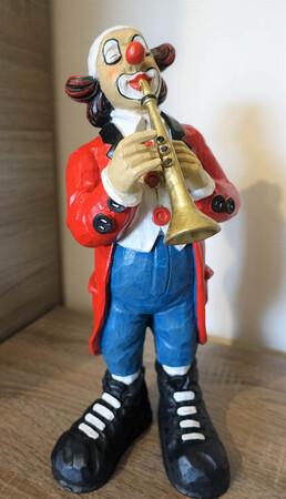 35260-1   Clown, Trompete   1990