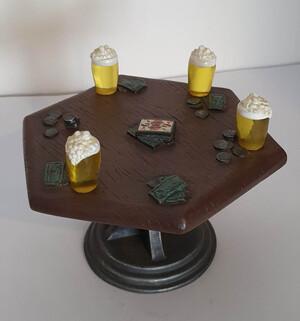35951   Stammtisch, sechseckig   2003