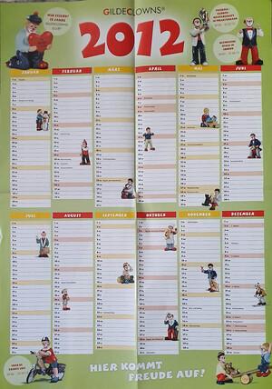Kalender12   Wandblatt