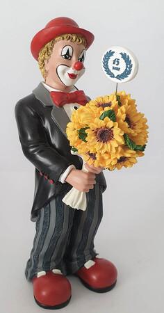 10185   Sonnige Zeiten   (15 Jahre Gilde-Clowns-Club)   2012