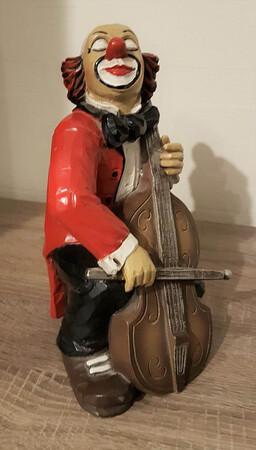 35002-1.A   Der Bassspieler   1986