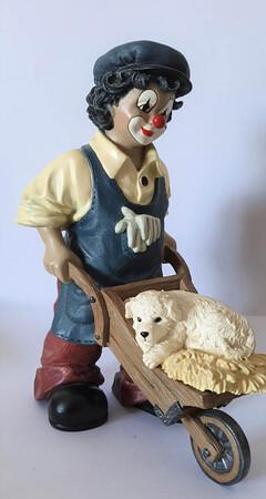 35838   Florian der Gärtner mit Hund   1999