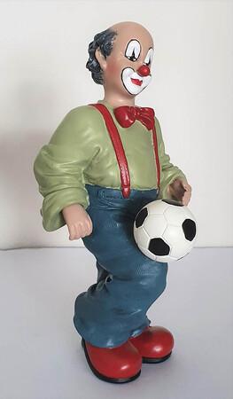 35741.A   Fußballer, groß   1997