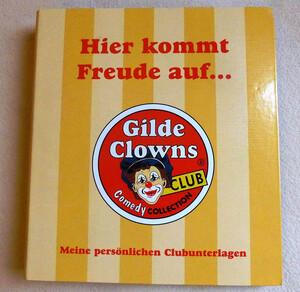 90109   Gilde Clowns Club Ordner   2001