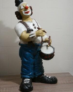 35118-1   Trommler schwarzer Hut   1986
