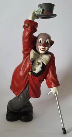 35615   Zirkusdirektor, rot   1996