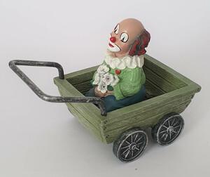 35621.B   Blumige im Kinderwagen   1996