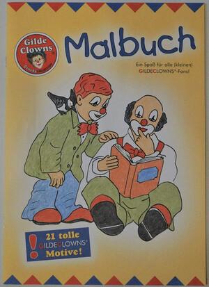 90132   Malbuch GILDECLONS   2001