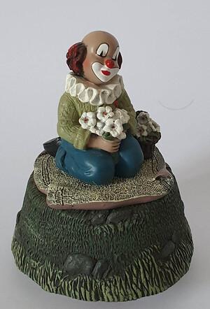 35517.A   Spieldose Kleine Blumenfreunde    1995