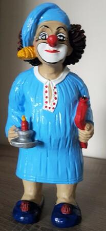 35692-1.B   Michel, hellblaues Gewand