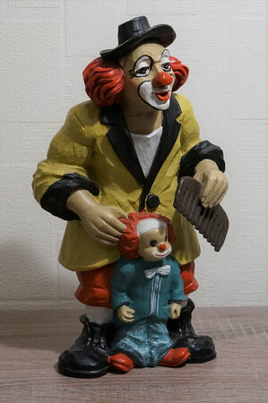 35325-1   Friseur mit Kind   1992