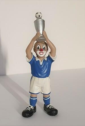 35058.A   Champion, blau/weiß, silberner Pokal   2006