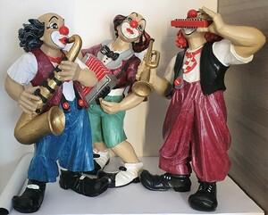 35409-1   Dreierset Musik Clowns   1994